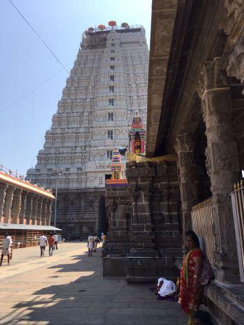 Gopuram of Annamalaiyar Temple