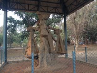 Ramkinkar Baij's Santhal Family