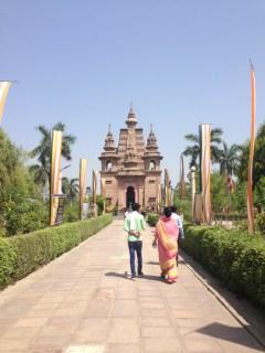 Sri Lankan Buddhist Temple