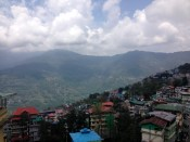 Gangtok hills