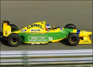 SchumacherBenetton2