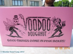 Good things come in pink boxes