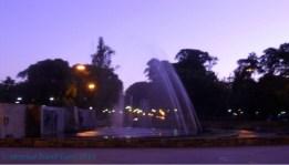 Dawn fountain!