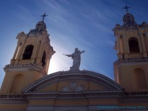 There are so many little churches in Córdoba, I couldn't even find all their names.