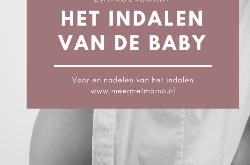 Indalen van de baby