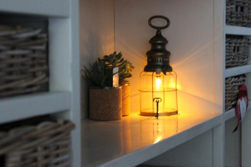 lantaarn lamp staal