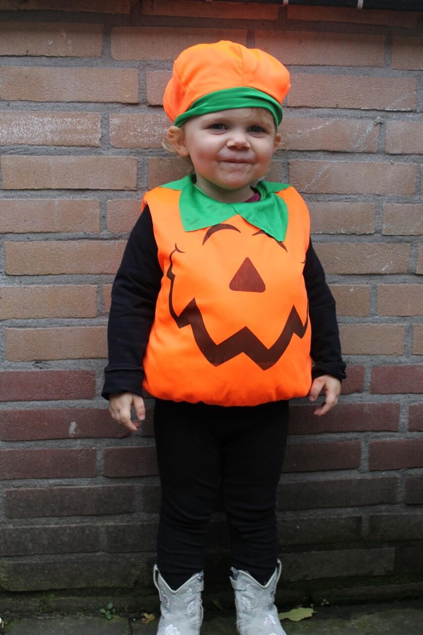 Halloween outfits voor kinderen