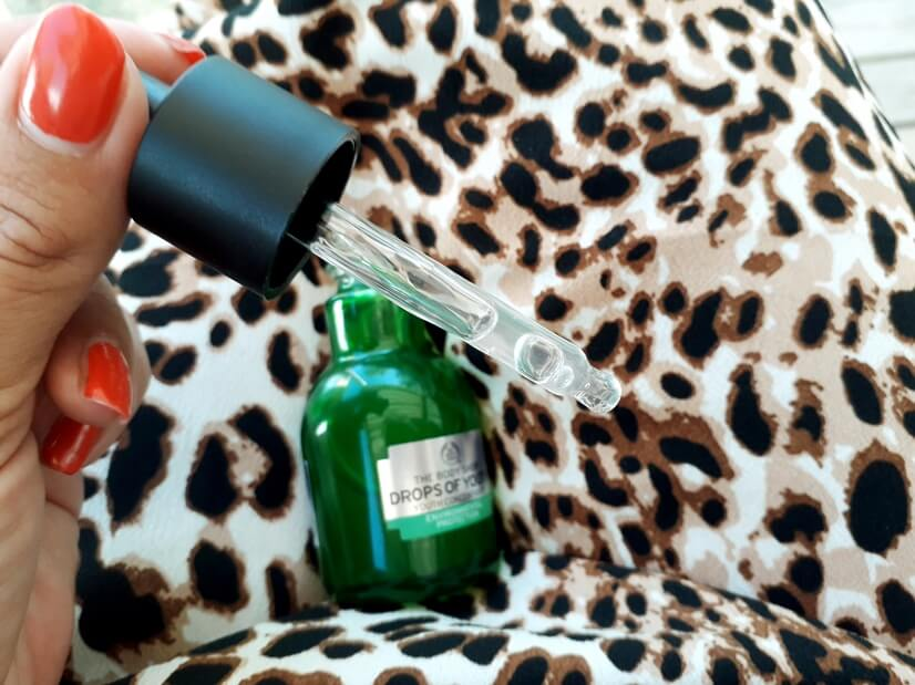 Body shop youth concentrate review