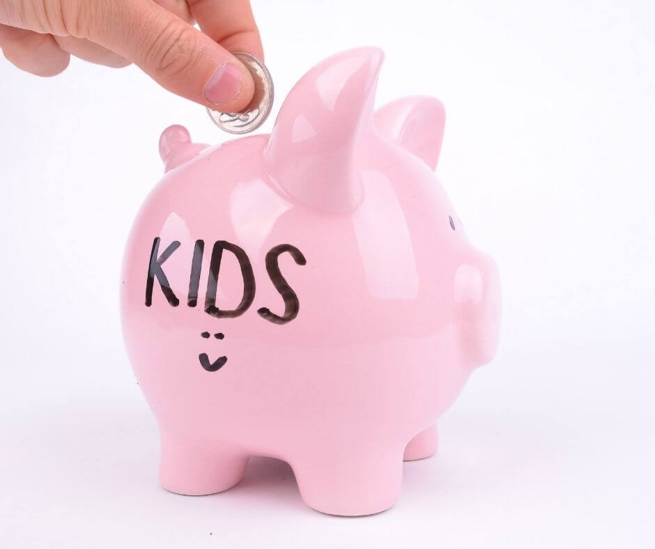 hoeveel sparen kind