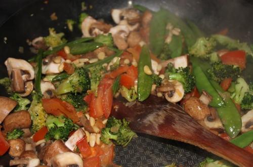 gezonde snelle maaltijd