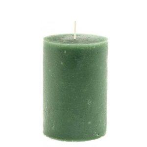 Stompkaars rustiek groen 10x18cm-flessengroen