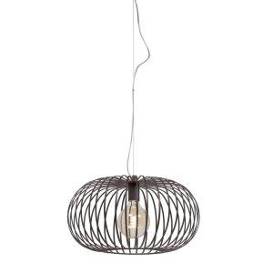 Hanglamp zwart Bolato 40cm