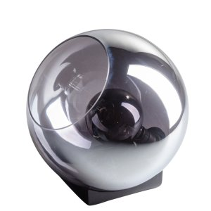 Tafellamp smoke Orb 30cm