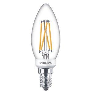LED lamp kaars 3W helder