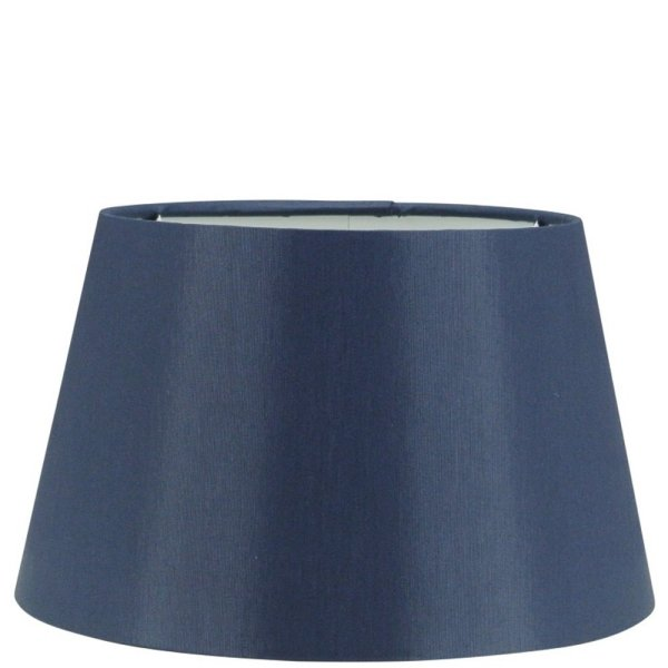 Lampenkap blauw Chintz halfhoog GCH14