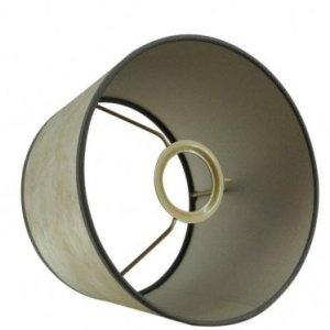 Lampenkap platina halfhoog TPL05 detail