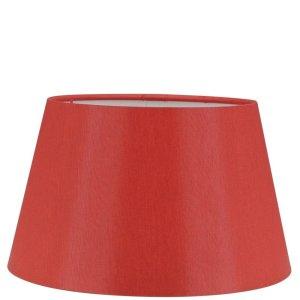 Lampenkap rood Chintz halfhoog GCH90
