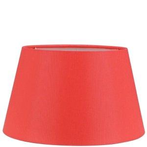 Lampenkap rood Chintz halfhoog GCH95