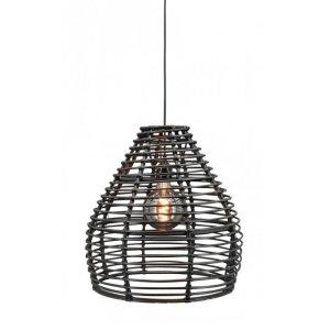 Hanglamp zwart Bolzano 60cm
