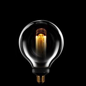 Lichtbron LED Globe 125mm gradiënt scene switch