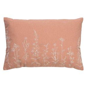 Sierkussen roze Madelin 40x60cm