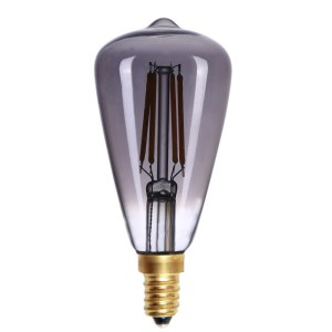 Lichtbron LED Edison mini staaf rookglas 4W dimbaar