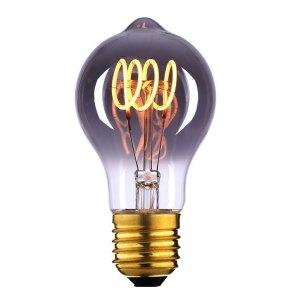 Lichtbron LED Standaard spiraal rookglas 9W dimbaar