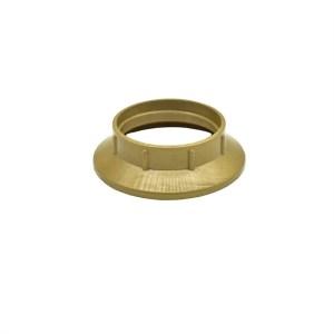 Fitting ring goud E14