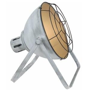 Vloerlamp grijs Cage 41cm