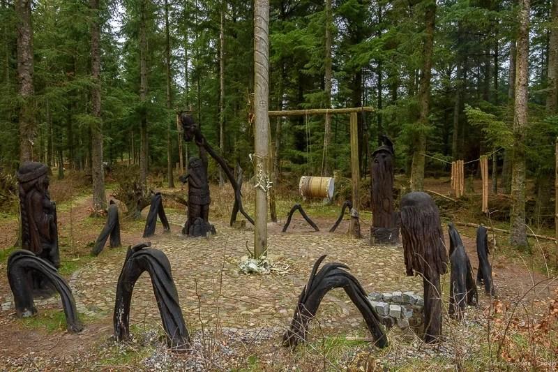 Wikinger Dänemark Glauben Mythologie