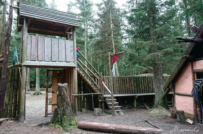 Wikinger Dänemark Dorf