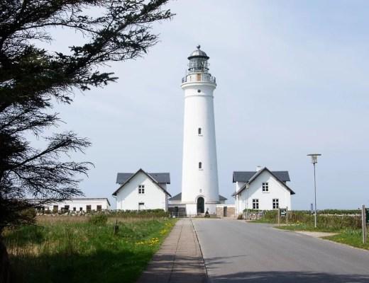 Hirtshals Leuchtturm