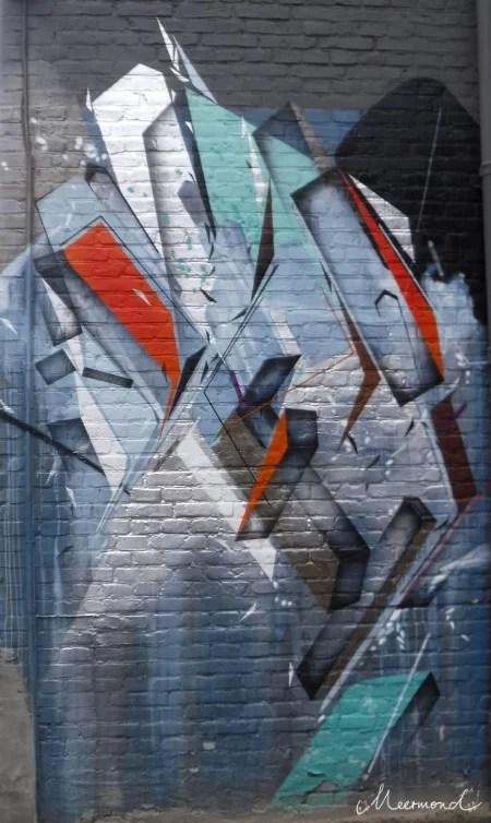 Graffiti Streetart Aalborg Tiendeladen