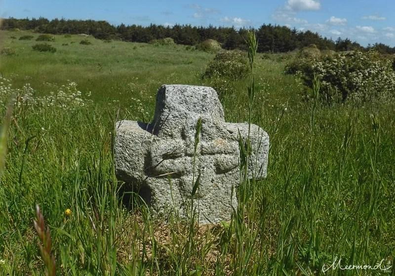 Granitkreuz Gl Rubjerg Kirkegaard
