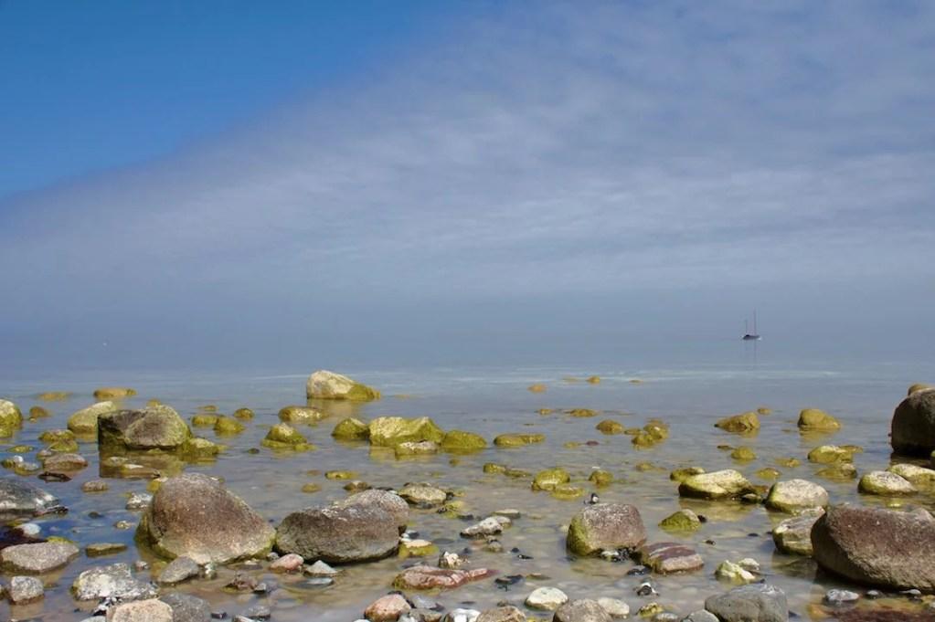 Strand Møns Klint