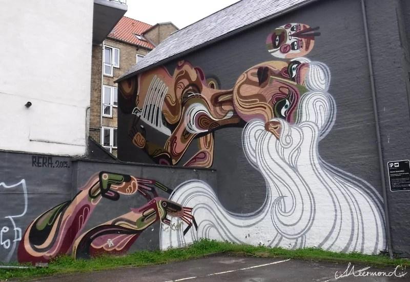 Aalborg Streetart