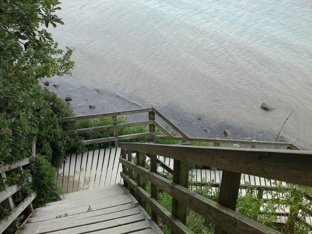 Treppe Møns Klint
