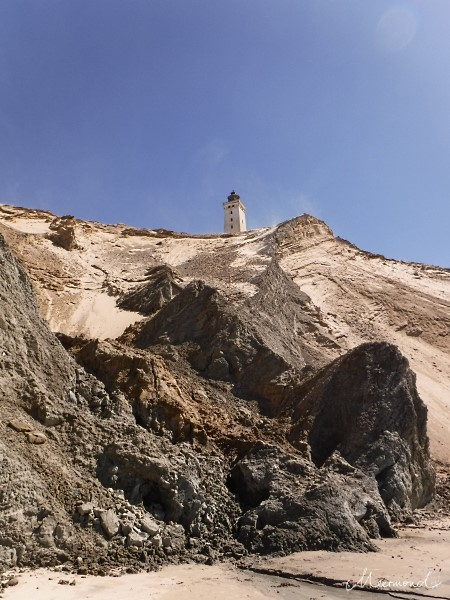 Wasser Steilküste Rubjerg Knude Fyr