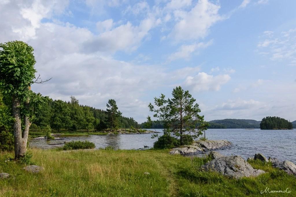 See Schweden Felsen