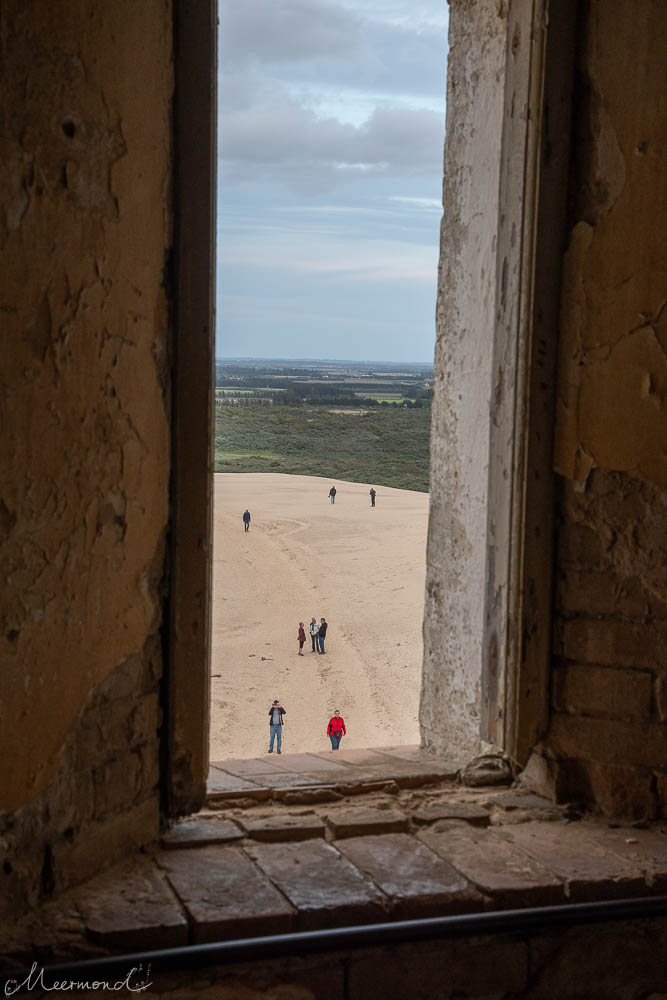 Blick aus dem Fenster nach Norden