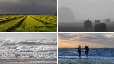 Dänemark im September - Bilder einer farbenfrohen Landschaft