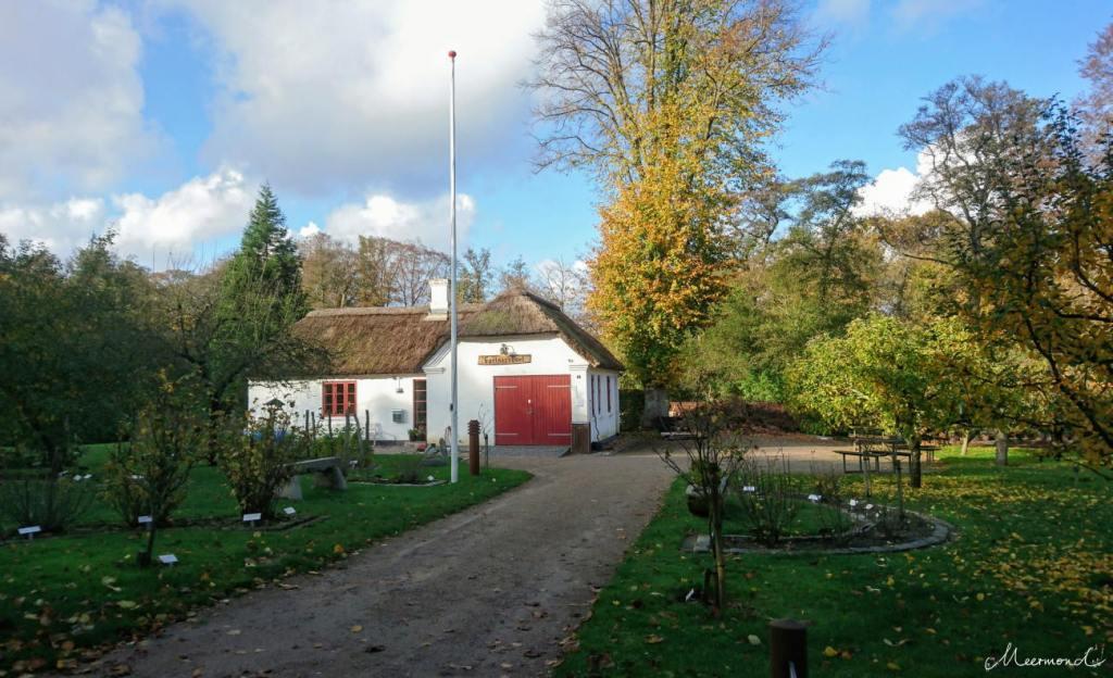 Gärtnerhaus Botanischer Garten Frederikshavn