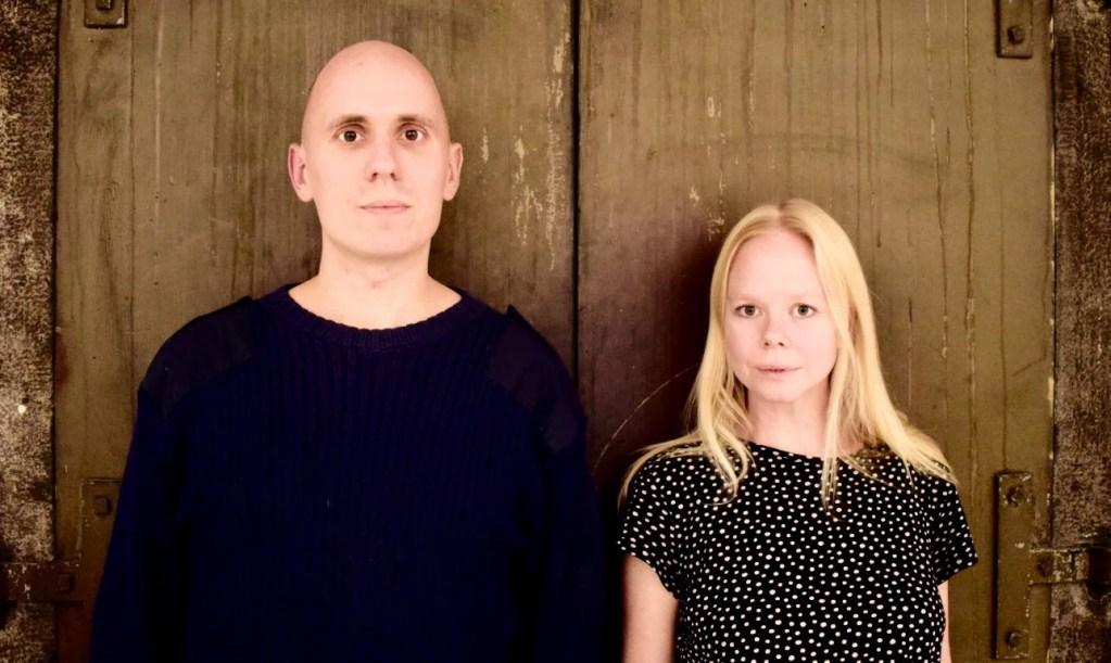 Dänische Musik: Das Duo Linebug im Pressefoto