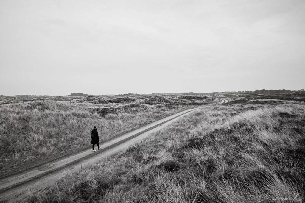 Winterwanderung auf Rømø