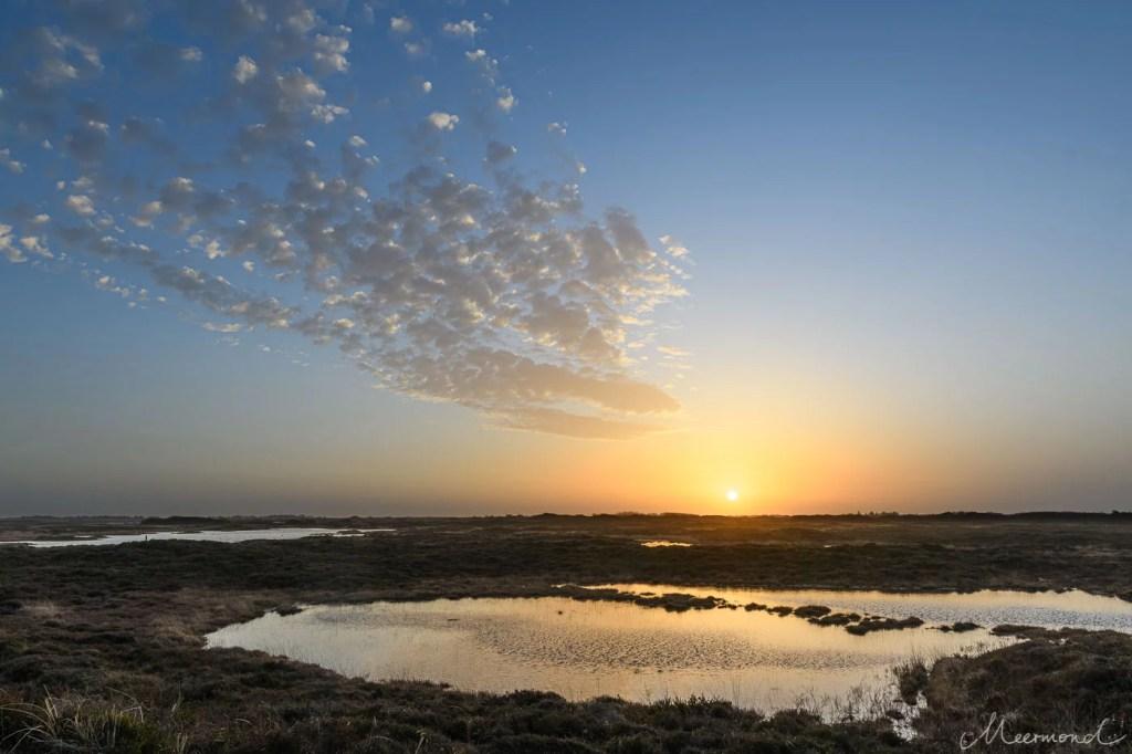 Rømø Sonnenuntergang