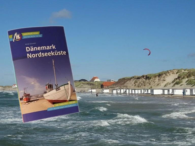 Buchvorstellung: Heidi Schmitt – Dänemark Nordseeküste