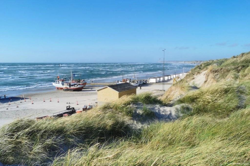 Strand von Løkken