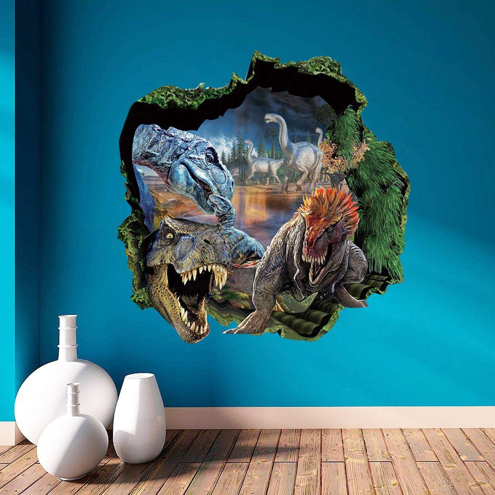 Muursticker Dinosaurussen  Muurstickers Babykamer Kinderkamer
