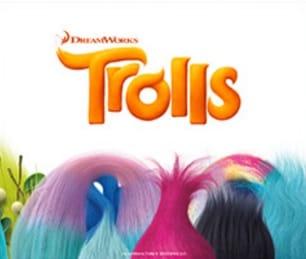 Tijd voor een feestje met de Trolls