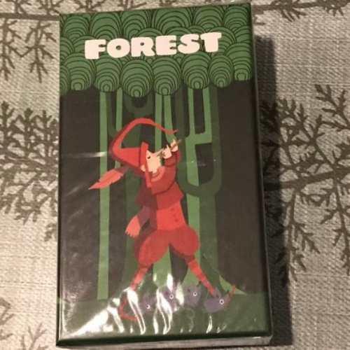 Je moet goed opletten als je Forest speelt